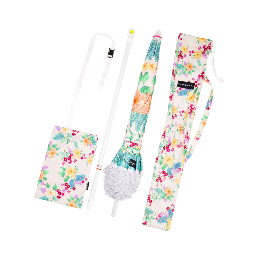 Belle Fleur-Set-Cocopani-Beach-Umbrella