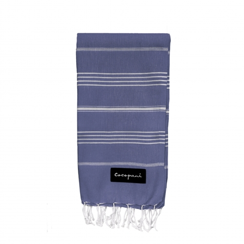 Navy Towel Cocopani beach