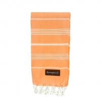Orange Towel Cocopani beach